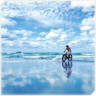 鳥取砂丘でウユニ塩湖のように撮れる場所はどこ?撮影時期やスポットを調査