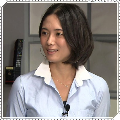 小林由未子アナの美脚や髪型ショートがカワイイ!色黒の真相に迫る