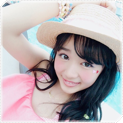 黒坂莉那(くろちゃん)が美脚でかわいい!すっぴんや学校をチェック