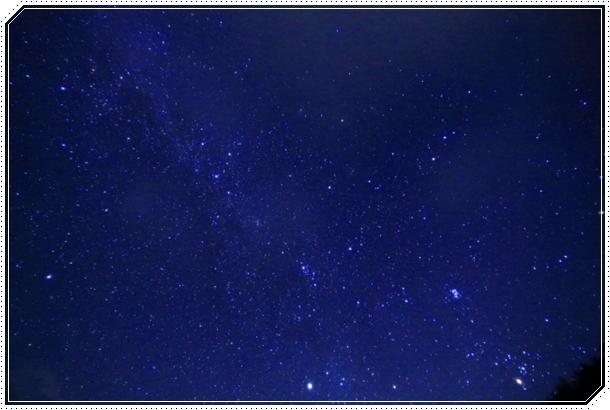 オリオン座流星群2017の仙台での見頃はいつ?穴場スポットや時間と方角まとめ