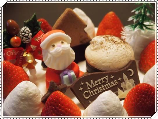 クリスマスケーキ2017のおすすめコンビニまとめ!値段や種類で比較