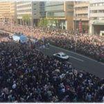 羽生結弦の平昌五輪・仙台パレードの日程やコース場所は?交通規制と穴場を紹介
