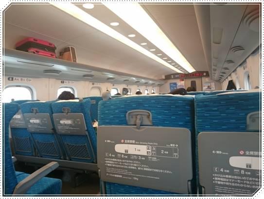 GWの新幹線でも自由席を確保するコツ!大混雑でも余裕で座る方法